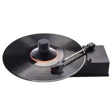 Цинковый сплав LP Виниловый проигрыватель сбалансированный металлический диск стабилизатор вес зажим проигрыватель HiFi