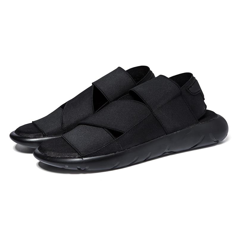 summer gladiator sandals for mens shoes zapatos sandalias hombre sandalia masculina 2018 designer luxury brand beach shoes men