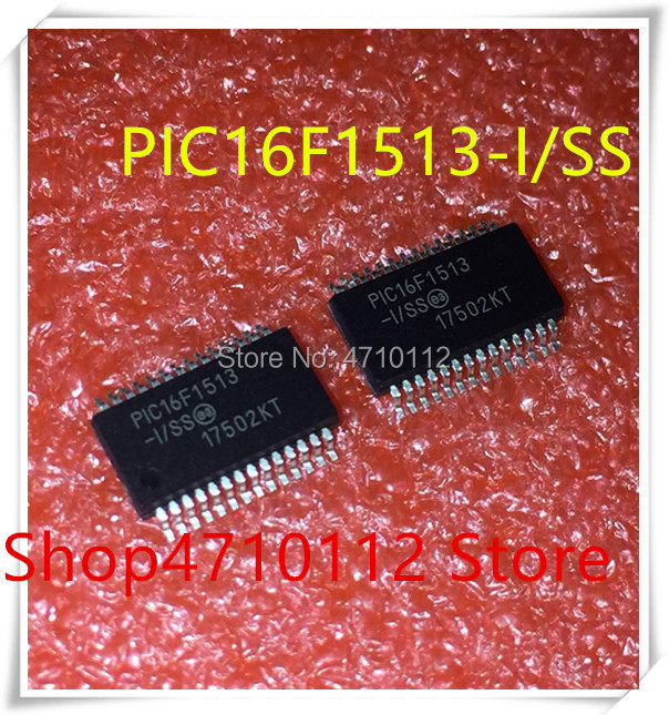 NEW 10PCS/LOT PIC16F1513-I/SS PIC16F1513 SSOP-28 IC