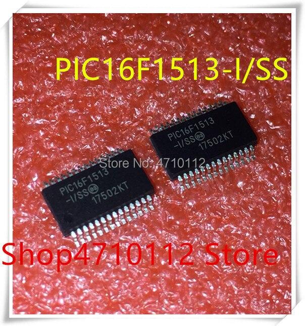 NEW 10PCS LOT PIC16F1513 I SS PIC16F1513 SSOP 28 IC