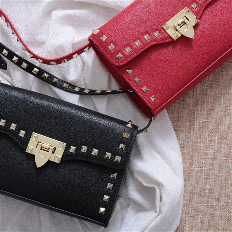 SIKU แฟชั่นผู้หญิงกระเป๋าหนังผู้หญิงไหล่กระเป๋า messenger กระเป๋าผู้หญิง-ใน กระเป๋าสะพายไหล่ จาก สัมภาระและกระเป๋า บน   3