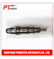 For Cummins diesel CRIN complete gun spray nozzle 0445 120 125 NEW rail injections 0986435560 pump parts injector 0445120125