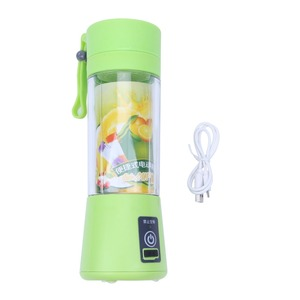 Image 3 - 380ML Blender USB Charging Mode Portable Small Juicer Extractor Household Whisk Fruits Mixer Juice Machine Smoothie Maker