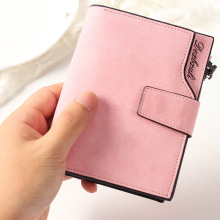PU Leather Women Wallet Credit Card Holder Zipper Wallet  Coin  Female  small purse Photoes Purse Mini Wallet Candy Color Wallet цены