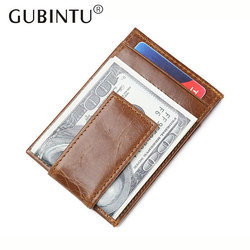 2017 vintage genuine leather money clips new fashion designer solid men s money clip with magnetic.jpg 250x250