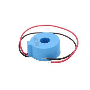 Image 3 - 5 sztuk/partia HWCT004 precyzyjny transformator prądu 50A/50MA DIY czujnik SR006