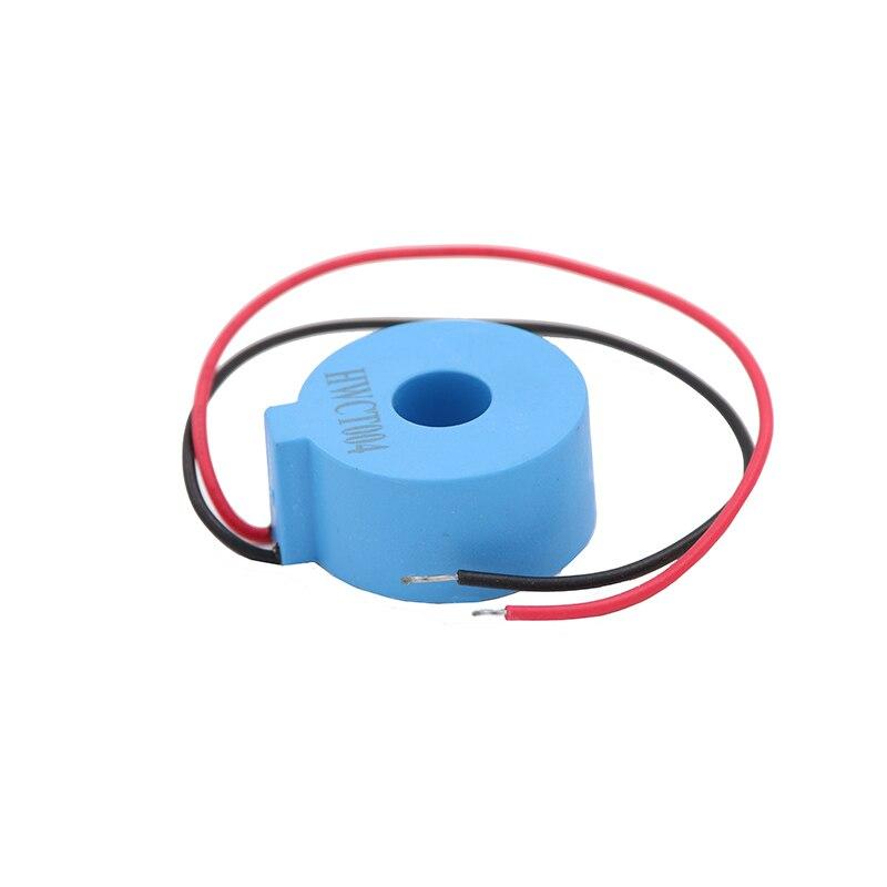 Image 3 - 5pcs/lot HWCT004 Micro Precision Current Transformer 50A/50MA DIY Sensor SR006diy sensorcurrent transformersensor sensor -