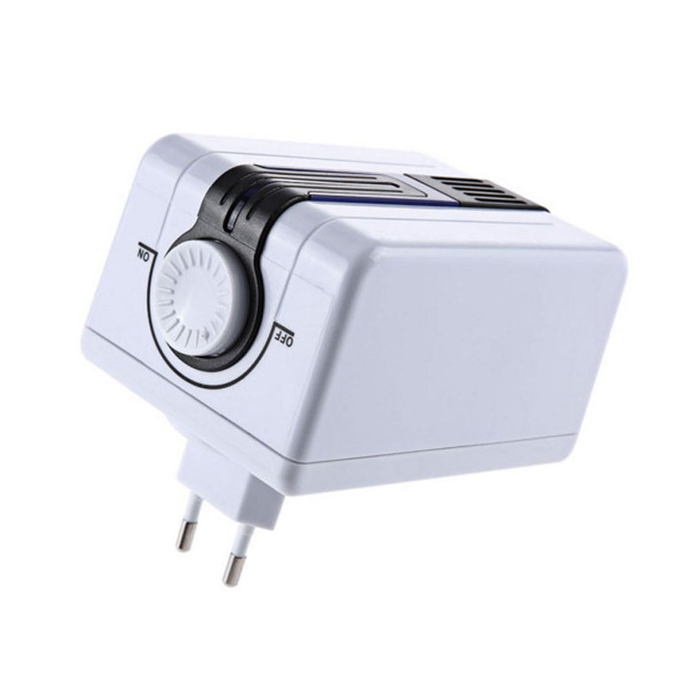 Mini Home Ionizer Purifiers Ozonator Air Cleaner Oxygen Purify Kill Bacteria Virus Clear Peculiar Smell Smoke 220V/110V