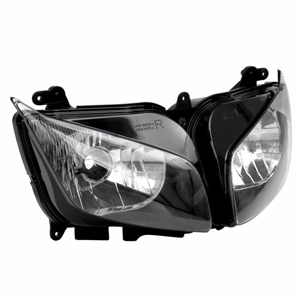 For 06 08 Yamaha FZ1 FZ1000 Fazer Motorcycle Front Headlight Head Light Lamp Headlamp CLEAR 2006 2007 2008