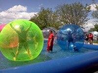 Лидер продаж надувная Сфера/надувной шар для ходьбы по воде/надувной мяч для плавания для ребенка