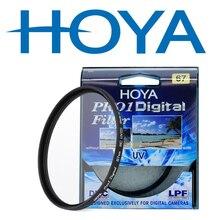 HOYA PRO1 dijital DMC UV filtre kamera Lens UV koruyucu filtre 37 40.5 58 67mm 72mm 77mm 82mm 46mm 49mm 52mm 55mm UV filtre