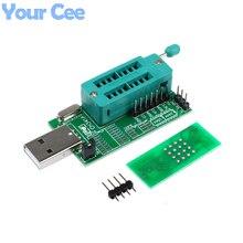 DIY Части Комплект CH341A 24 25 Серии EEPROM Flash BIOS DVD USB Многофункциональный Программист