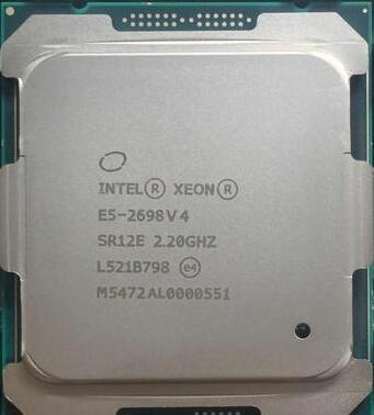 E5-2698V4