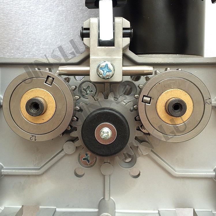 76ZY02 Mig vielos tiektuvo variklis DC24 2,0–24m / - Suvirinimo įranga - Nuotrauka 3