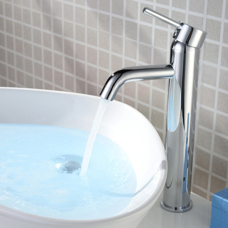 ФОТО Superfaucet Modern Bathroom Faucet Lavatory Basin Faucet Mixer Tap,Bathroom Faucet Basin Mixer HG-1193DC