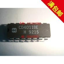 1PCS logic IC calculator CD4011BE DIP New and original
