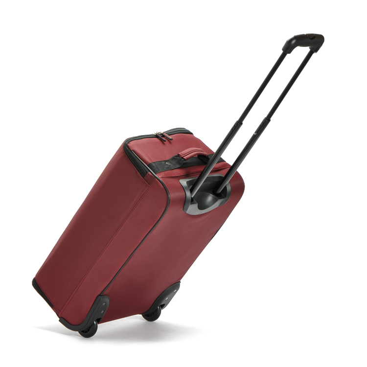 suitcase on wheels trolley bolsa Occasion : Versatile