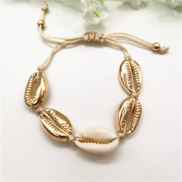 Shell Bracelets - 31 Style 4
