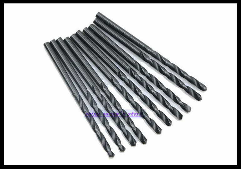 HSS Hss High Speed Steel 6542 Drill Bit 1,1.1,1.2,1.3,1.4,1.5,1.6,1.7,1.8,1.9mm Twist Drill Bits Brand New new 10pcs jobbers mini micro hss twist drill bits 0 5 3mm for wood pcb presses drilling dremel rotary tools