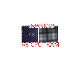 For iPhone 6 A8 CPU with RAM eMMC Chip 2 in 1