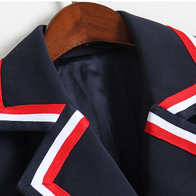 a515c36238b Femmes Collar Résister Vintage Wbb1800 hg Couleur Turn Tempérament Bouton  Été Contraste down Dark Robe Blue ...