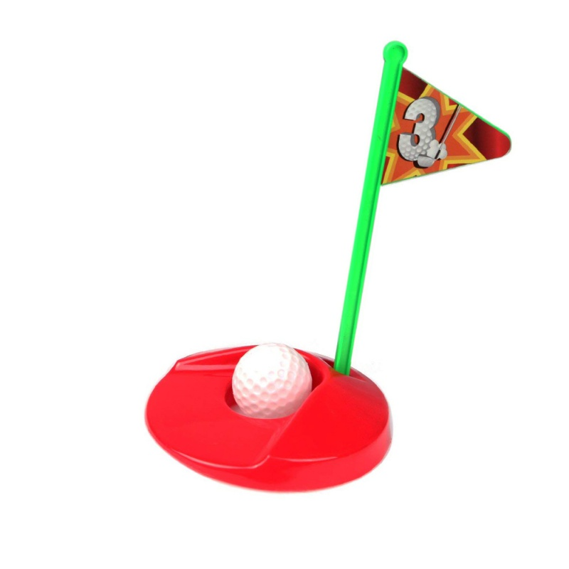 Image 5 - 1 Set Putter Golf Game Mini Golf Set Toilet Putting Green Novelty Game Hig Quality For Men Women Practical Jokes-in Golf Training Aids from Sports & Entertainment