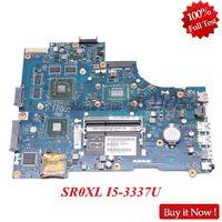 NOKOTION VAW01 LA 9101P CN 0P14T7 0P14T7 Main Board For Dell inspiron 3521 5521 Laptop Motherboard HD 8730 SR0XL I5 3337U