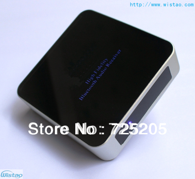 Free Shipping HIFI Bluetooth 4.0 aduio receiver CSR8645 chip support APT-X decoding CD level music-enjoying (Model No: WBRE1008)