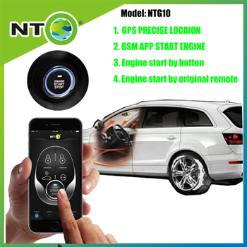 NTG10 magiczny utwór urządzenie zapłonowe w Alarm antywłamaniowy od Samochody i motocykle na