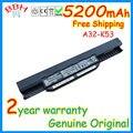 НОВЫЙ оригинальный A42-K53 аккумулятор для ASUS A43 K43 A54 A83 K53 X43 X53E P54 x54 x84 A32-K53 A42-K53 5200 МАЧ 10.5 В батареи