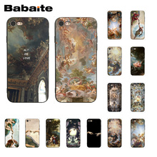 Babaite palace of versailles The Creation Adam Art Phone Case for iphone 11 Pro 11Pro Max 8 7 6 6S Plus X XS MAX 5 5S SE XR