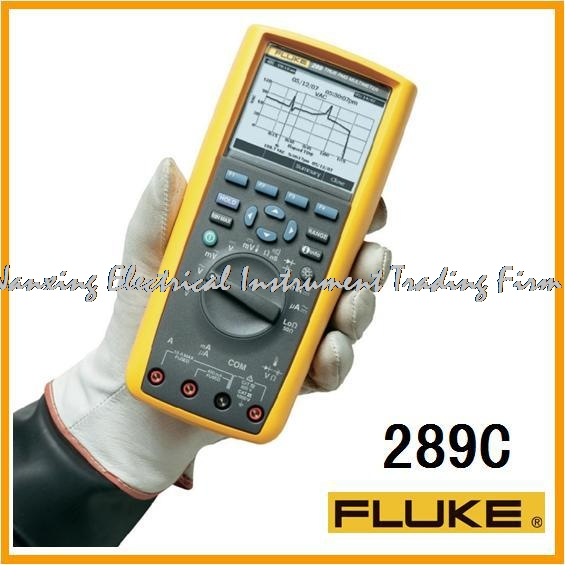 Fast arrival Fluke 289FVF/F289FVF True-RMS Logging Multimeter with TrendCapture(F289) owon b35t multimeter with true rms measurement tl809 fluke test leads tlp20157 b35ttlp20157