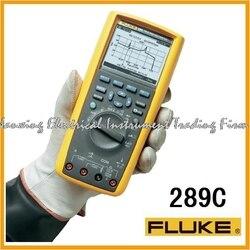 Szybka wysyłka Fluke 289FVF/F289FVF multimetr do rejestrowania true-rms z TrendCapture (F289)