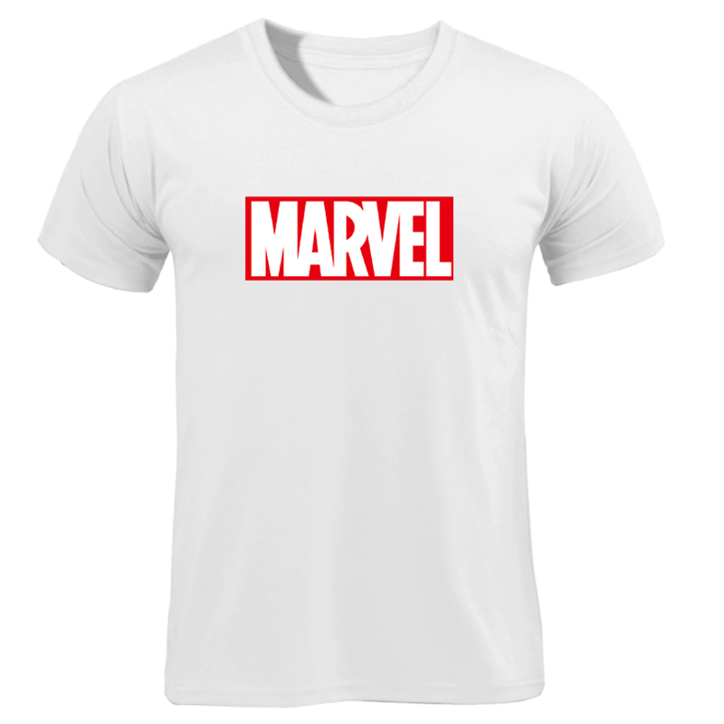MARVEL T-Shirt 2019 New Fashion Men Cotton Short Sleeves Casual Male Tshirt Marvel T Shirts Men Women Tops Tees Boyfriend Gift 41