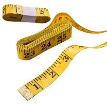 Высококачественная прочная мягкая измерительная линейка для тела, 3 метра, 300 см, швейная лента
