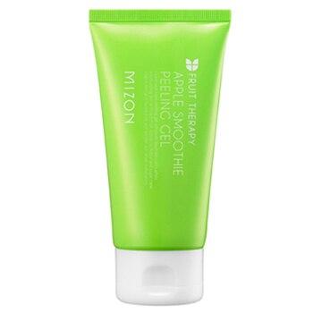 Gel Exfoliante para rostro y rostro, Gel limpiador Facial, blanqueador iluminador, exfoliante y exfoliante de manzano, 120ml