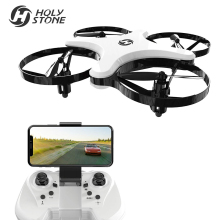 Holy Stone HS220 FPV Mini Drone 720P HD Wifi Camera RTF 4Ch 2.4GHz Modular Battery Smart Induction Foldable Two Mode Quadcopter