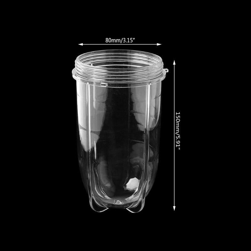 Juicer Blenders Cup Mug Clear Replacement Parts With Ear For 250W Magic Bullet juicer blenders cup mug clear replacement parts with ear for 250w magic bullet