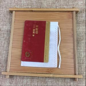 Image 2 - Чайные пакетики 500 шт 7x9 см пустые чайные пакетики с струнным фильтром для заваривания, деформация для свободного кофейного чая, одноразовые бумажные пакеты