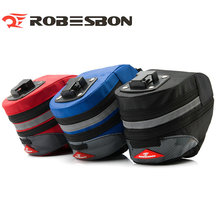 ROBENBON 2017 high capacity Cushion saddle bag bike cycling bag multi-functional package road MTB mountain bicycle accessories