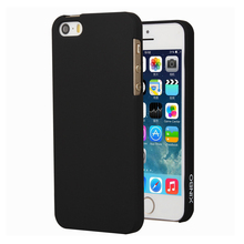 For iPhone 5s SE Cases Xinbo 0.8 mm Super Thin Soomth Surface Plastic Cover For Apple 5s SE Coque Accessories