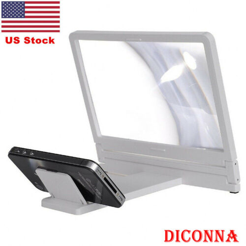 Hotsale and New 3D Enlarged Screen Mobile Phone Amplifier Magnifier Bracket Cellphone Holder