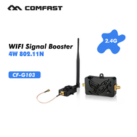 Broadband For Power Range 802 11n Repeat Range Extender Wireless Wifi Signal Booster 2 4Ghz Amplifier