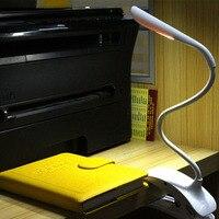 3 Mode LED Touch Sensitive Desk Lamp Rechargeable Table Lamps Foldable Reading Light White Lighting 5V