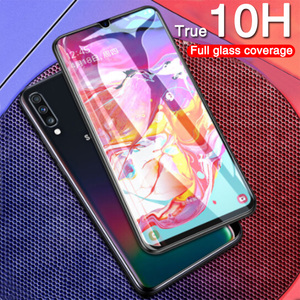 Image 2 - 10H Screen protector Glass For Samsung Galaxy A70 A60 A50 A40 A30 A20 A10 Tempered Film on For A70 M30 M20 M10 Protective glass
