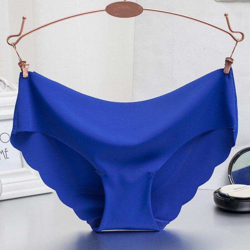 ZW233 9 barv Seksi brez spodnjega perila Ženske spodnje hlače Ultra tanko udobno spodnje perilo Ženske brezšivne spodnje hlačke