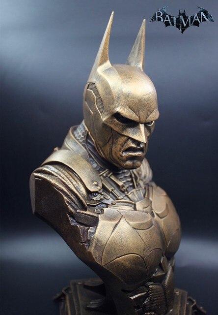 Бюст Бэтмен материал смола 3
