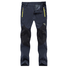 Wholesale-Men Quick Drying Windproof Pants Outdoor Sports Breathable Pants Plus Size 5XL Hiking Camping Trekking Thin Trousers