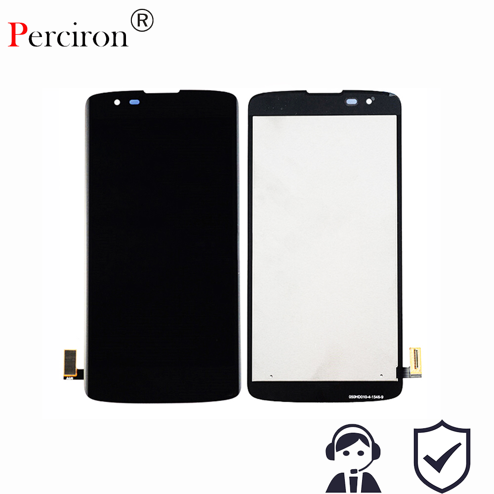 lcd display For LG K8 LTE K8 4G K350N K350E K350DS LCD Display + Touch Screen Digitizer Assembly Free shipping lcd screen display touch digitizer for lg g4 h810 h815 vs999 single sim or h818 dual sim black free shipping