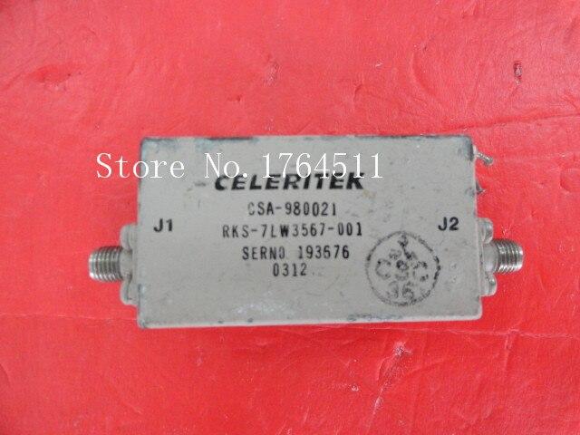 [BELLA] CELERITEK CSA-980021 15V SMA Supply Amplifier
